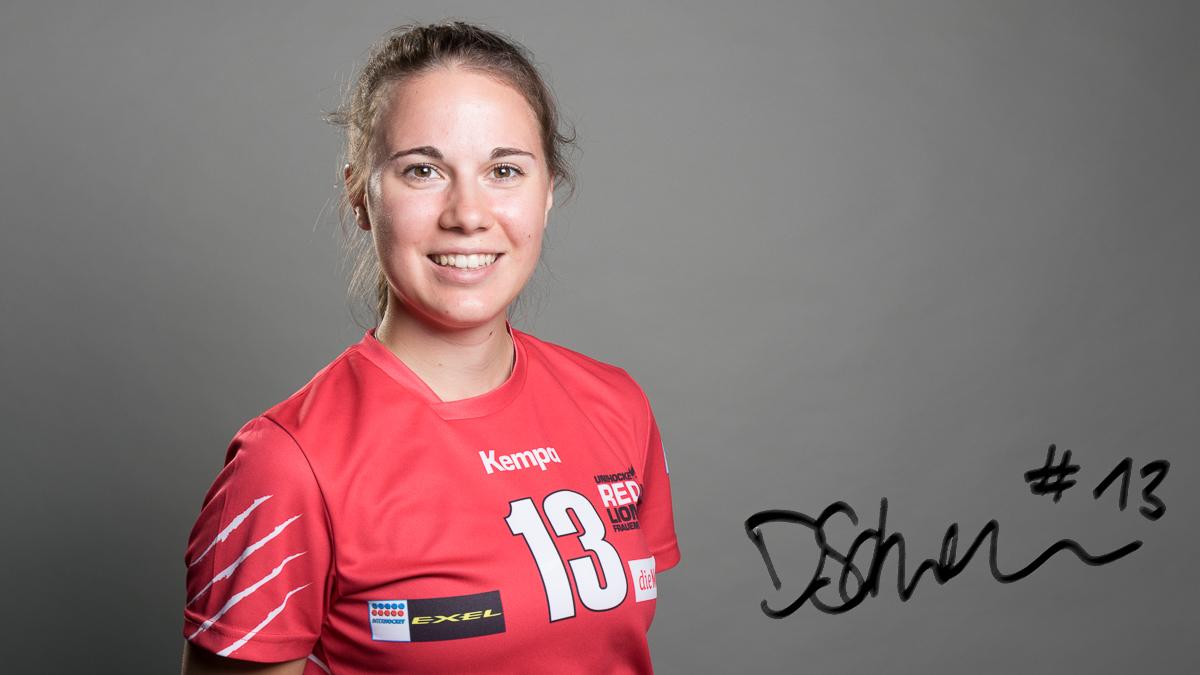 Dominique Schnetzer startet ebenfalls in die 3. Saison bei den Frauenfelderinnen