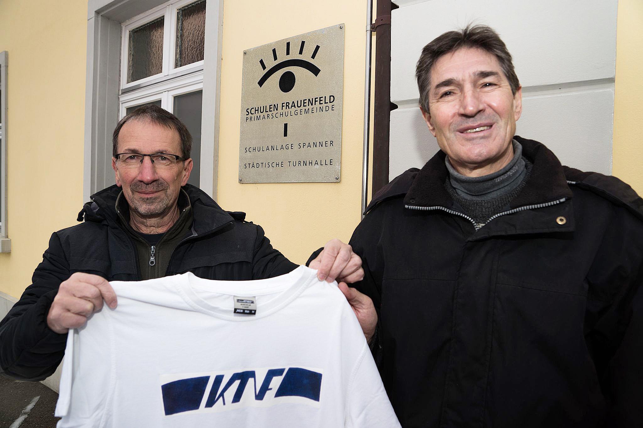 100-JAHR-JUBILÄUM DES KTV FRAUENFELD MIT VEREINSCHRONIK